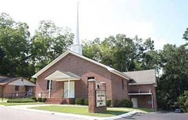 Flipper Chapel AME Church, Historical Landmark, Milledgeville