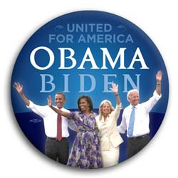 OMBAMBIDEN, 2008 Presidential Election Called