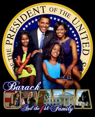 America's 44th President And First Family