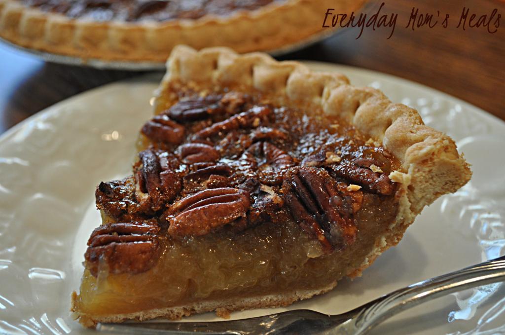 Pecan Pie (custard)
