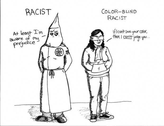 How to Recognize Racism picture
