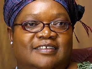 Joice Mujuru, former Vice President under Robert Mugabe