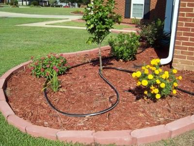Charles Jackson 39 S Landscaping And Flower Bed Designing