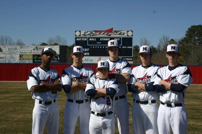 Christian Love's Baseball team