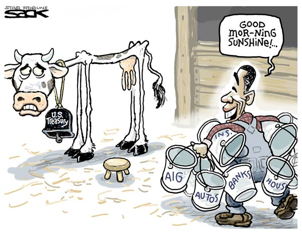 Send a Cagle Cartoon