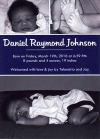 Daniel Raymond Johnson
