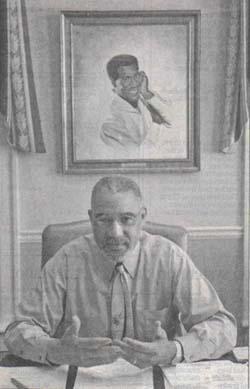 Former Macon's Mayor and Otis Redding