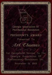 Georgia Association Professional Bondsmen