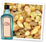 Gin-Soaked Raisin Recipe and Remedy