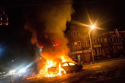 Baltimore 2015