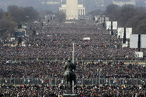 Inauguration Day 2009-01-20