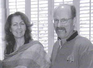 Maggie and Jimmy Kjer