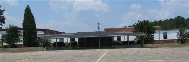 JF Boddie HS, Milledgeville, GA