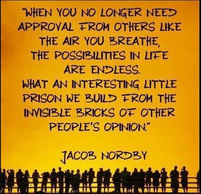 Do You Worry About the Opinions of Others?