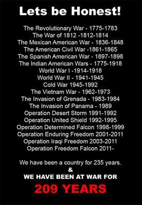 American Wars