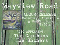 Mayview Road Band CD Purchase