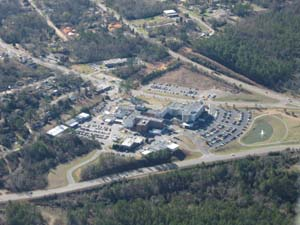 ORMC from the air by Oconee Aviation