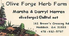 Olive Forge Herb Farm
