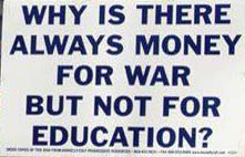 War or Education