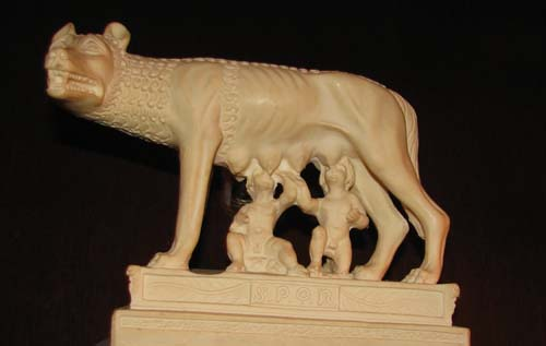 Images for romulus and remus