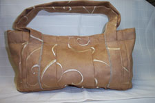 Decorative Soft Leather Bags