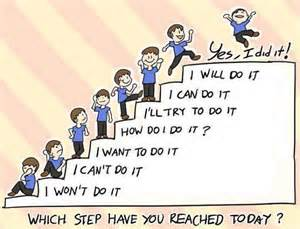 Steps in life...