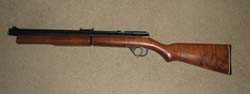 Sheridan C9A pellet rifle