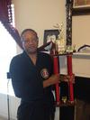 Placed 2nd in Martial Arts tournament