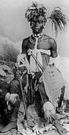 King Shaka Zulu