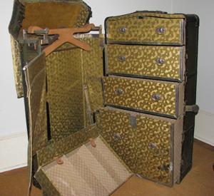 Antique And Vintage Travel Trunks