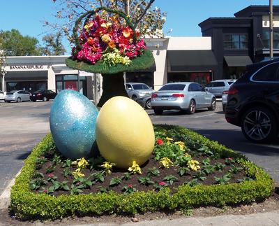 Giant Easter Eggs