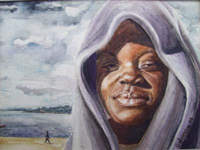029P, Ogbonna, Artist Painter