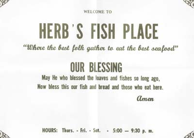 Herb's Fish Place