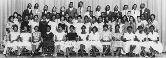 J F Boddie High School, Class of 1959