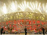 Beijing's Bird's Nest