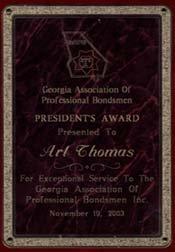 Georgia Association Professional Bondsmen