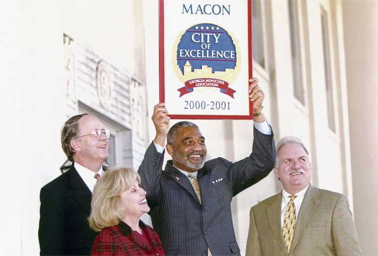 C. Jack Ellis for Macon Mayor 2011