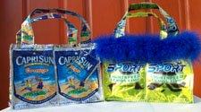 Small Caprisun Bags