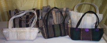 Nita's Sassy Clutch Bags