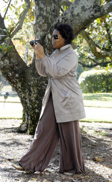 Oprah has the city of Macon all to herself